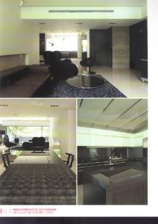 亚太室内设计年鉴2007住宅0015