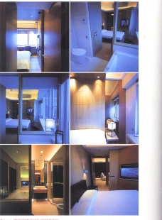 亚太室内设计年鉴2007住宅0017