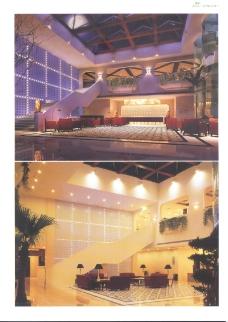 亚太室内设计年鉴2007会所酒店展示0105