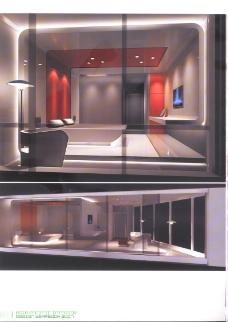 亚太室内设计年鉴2007会所酒店展示0181