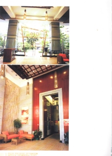 亚太室内设计年鉴2007商业展览展示0121