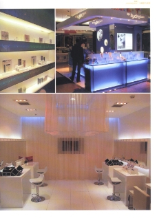 亚太室内设计年鉴2007商业展览展示0116