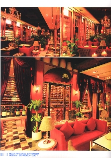 亞太室內設計年鑒2007餐館酒吧0124