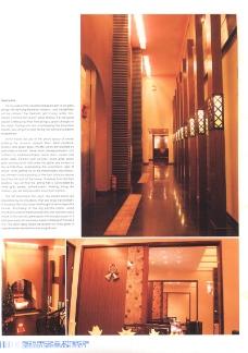 亚太室内设计年鉴2007餐馆酒吧0242