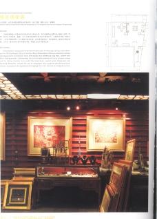 亚太室内设计年鉴2007商业展览展示0119