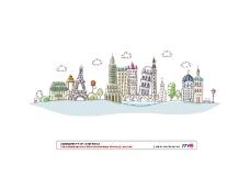抽像城市风景0026