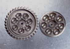 机械齿轮0180