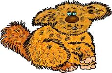 动物漫画4858