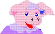 动物漫画7381