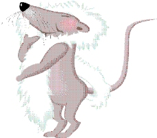 动物漫画7704