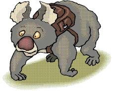 动物漫画8133