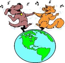 动物漫画5385