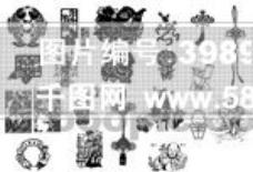春节素材-剪纸