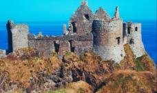 海上城堡图片