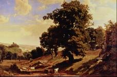 風景油畫0024