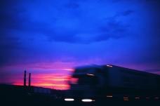 黄昏夜景0354