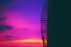 黄昏夜景0355