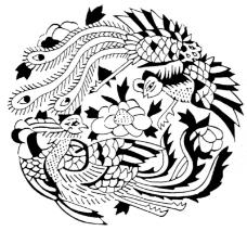 凤纹0095