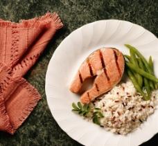 海鲜晚餐图片