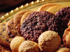 西点 食谱 曲奇饼干图片