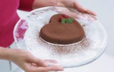 食物蛋糕巧克力图片