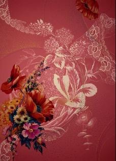 花纹底图图片