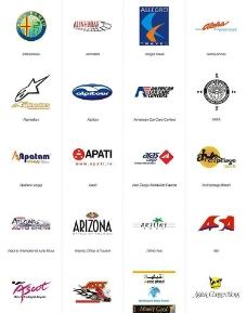 矢量商业标志大全图片