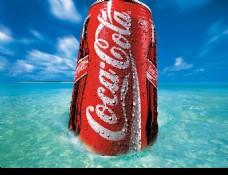 可口可乐广告高清