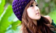 台湾网络人气美女图片