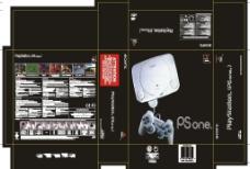 游戏机包装盒设计图片