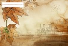 水墨古典背景图片