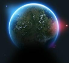 非常漂亮的地球图片