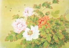 国画之牡丹花图片