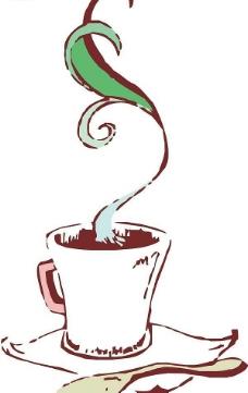 咖啡花图片