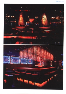 亞太室內設計年鑒2007餐館酒吧0223