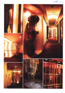 亚太室内设计年鉴2007餐馆酒吧0167