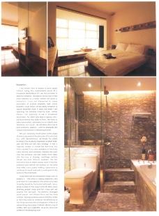 亚太室内设计年鉴2007住宅0031