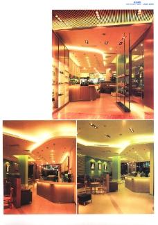 亚太室内设计年鉴2007餐馆酒吧0165